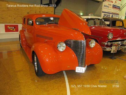 3158 GZL957 1939 Chev Master