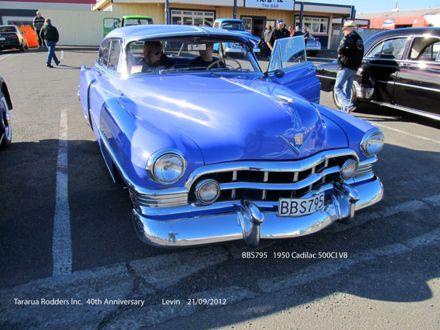 BBS795 1950 Cadillac