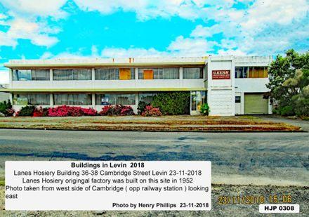 Lanes Hosiery Building 36-38 Cambridge Street Levin 23-11-2018
