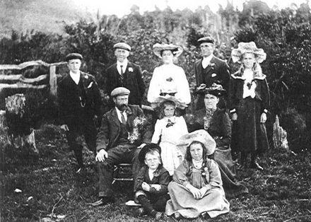 Brown Family of Paetawa
