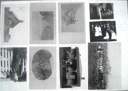 Sheet 3 - 9 photos (various)