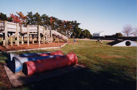 Muaupoko Park Playground
