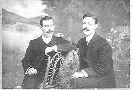Frank Parker & T G Vincent