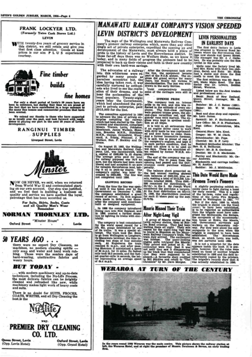 Page 4: 50th jubilee commemoration supplement