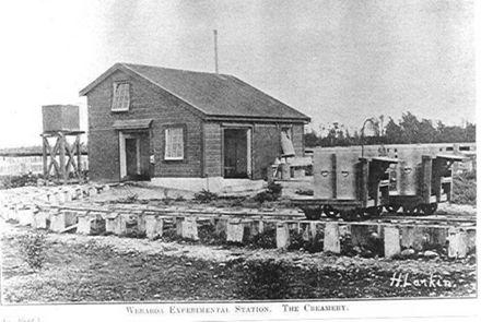 Creamery, Weraroa Experimental Station