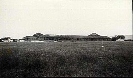 Horowhenua College Under Construction