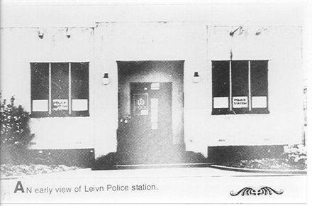 Police Station, Levin
