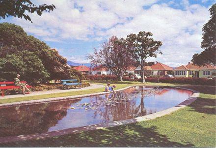 Gardens, Levin,N.Z.