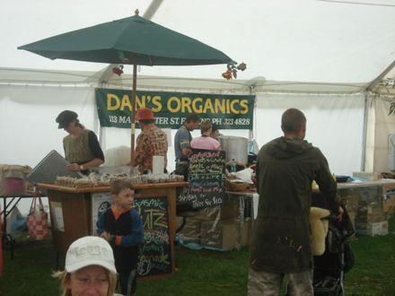 Dan's Organic Food