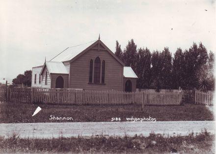 Methodist Church, Stout Street, Shannon c.1920's (?)