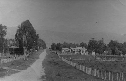 MacArthur Street, about 1912