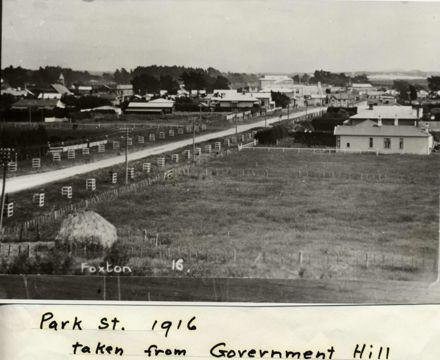 Park Street, Foxton