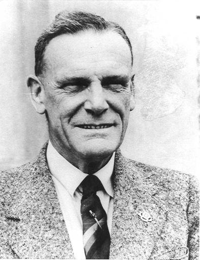 H.L. (Len) Jenkins (portrait), 1956