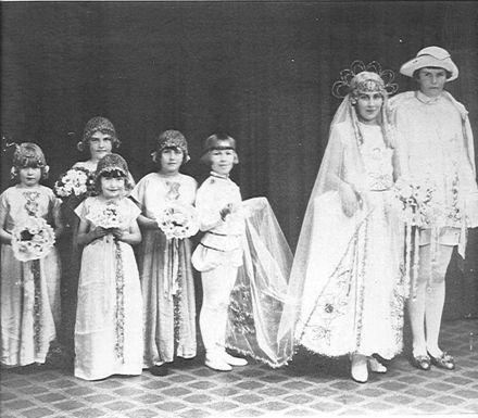 Pantomime - Cinderella, Levin, 1927