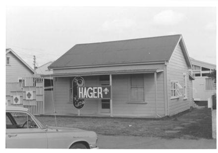 Building (Hager), 1970