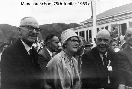 Manakau School 75th Jubilee 1963 c