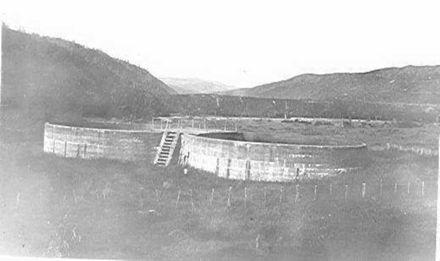 Water Settling Tanks, Gladstone Road