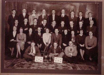 Levin Rifle Club
