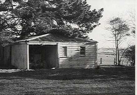 Former site of Nga Tawa School for Girls, Shannon