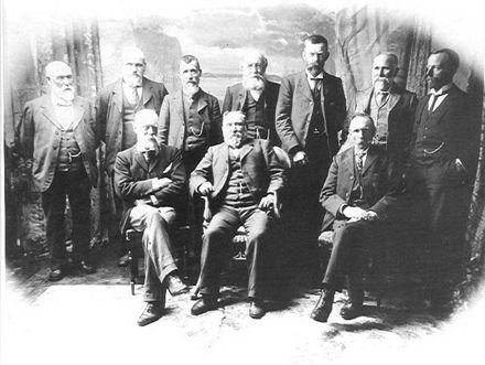 Horowhenua County Council, 1901