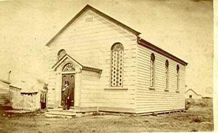 First Methodist Church, Foxton