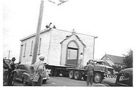 Moving the Old Catholic Church