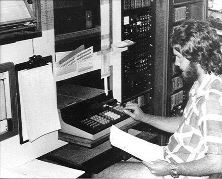 John Parkin programming calculator