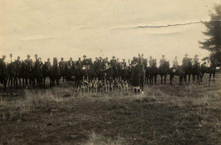 Hunt Meeting