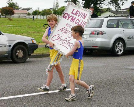 Levin Gym Club