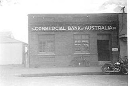Commercial Bank of Australia, Foxton