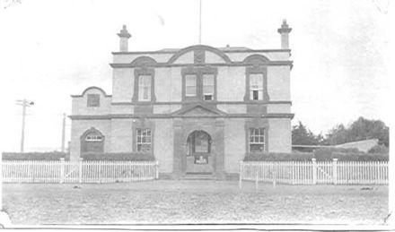 Foxton Post Office, Main Street, Foxton