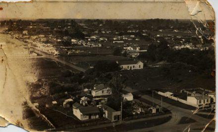 Foxton Panorama, 1936.