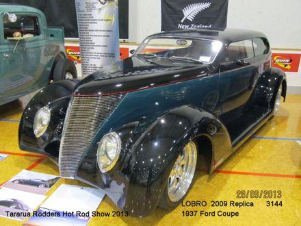 3144 LOBRO Replica 1937 Ford Coupe
