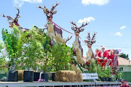 Levin Christmas Parade 2016