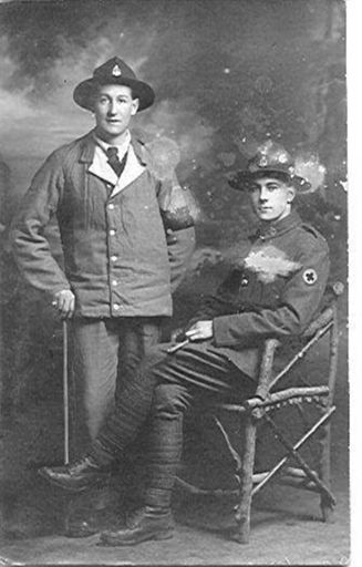 Laurence and William Clark