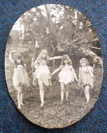 Four Dancing Girls