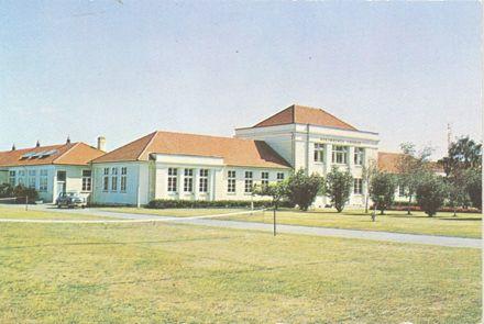 Horowhenua College, Levin, N.Z.