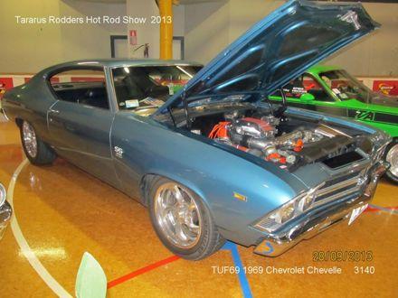 3140 TUF69 1969 Chevrolet Chevelle