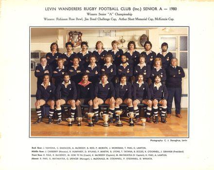 Wanderers Football Team