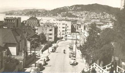 Street near harbour
