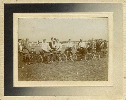 Motorcycle Meet, Levin Racecourse