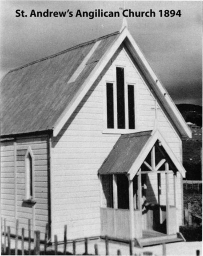 St Andrews Anglican Church Manakau