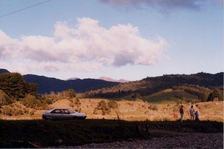 Tararua Foothills