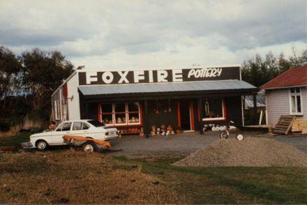 Foxfire Pottery, Foxton