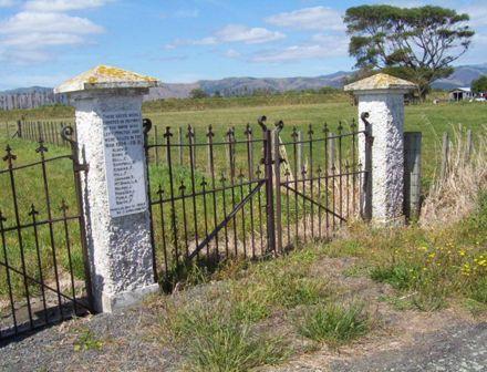 Moutoa Memorial Gates