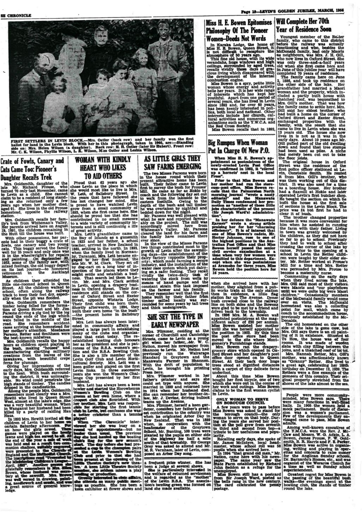 Page 19: 50th jubilee commemoration supplement
