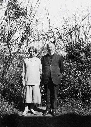 Rev W H Walton and Mrs Walton