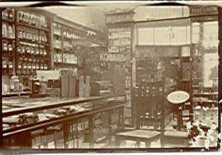 Chemist shop - F.C. Remington