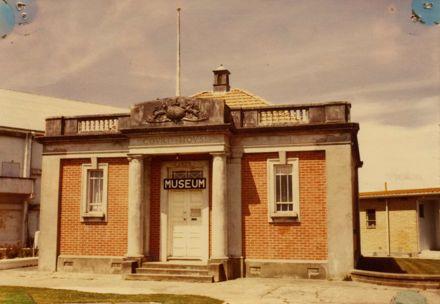 Foxton Museum c.1986