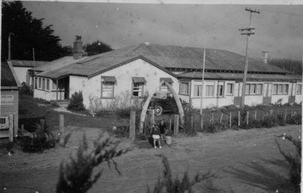 Holiday House, Foxton Beach